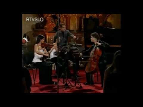 Greenwich Trio - Beethoven Piano Trio op.11 (Adagio)