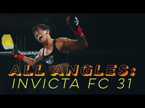 All Angles: Invicta FC 31