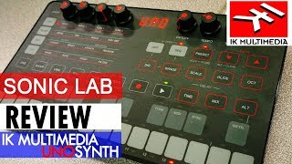 Sonic LAB: Uno Synth - IK Multimedia