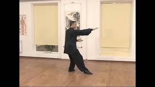 Тайцзи-цюань стиль Ян, 24 формы с доктором Бутримовым. Ассоциация Даоинь России.
