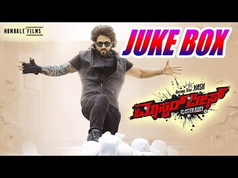 Masterpiece - Juke Box | Rocking Star Yash | V Harikrishna, Hombale Films