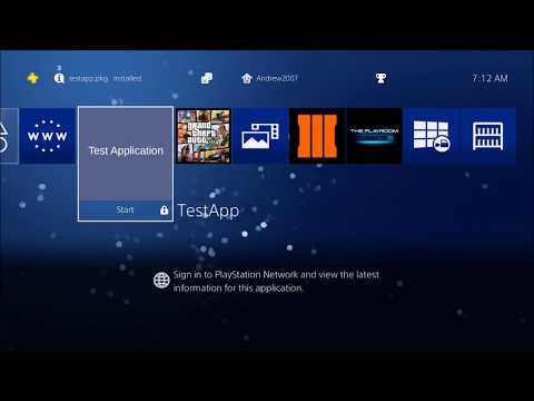 PS4 Hacked