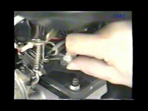 Cara Menyetel Idle Karburator Mobil 4