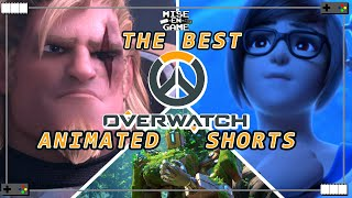 The BEST Overwatch Animated Shorts! | Mise-En-Game