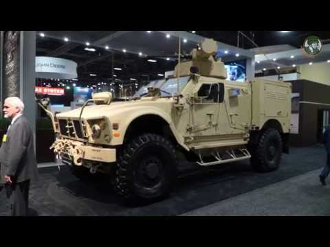 AUSA 2016 Association of US Army conference defense exhibition Washington DC United States Day 2
