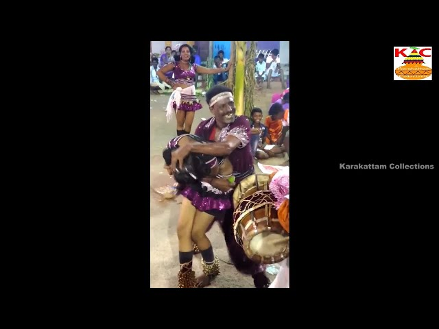 New Village Dance Latest Midnight Dance Karakattam full HD 2017