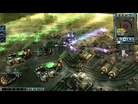 Tiberium Wars - GDI - Northern Europe (Berne) - Gameplay - Campaign Walkthrough