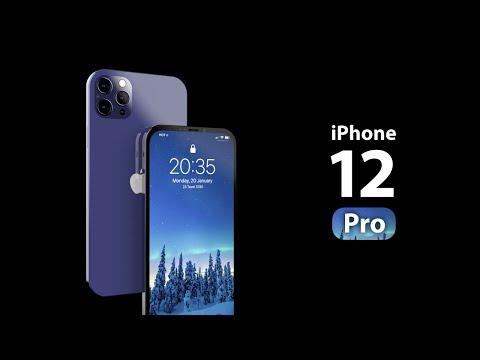 Présentation de l'iPhone 12 Pro et de l'iPhone 12 Pro Max - Apple