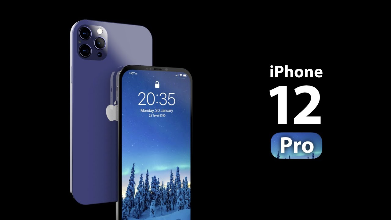 Introducing iPhone 12 Pro and iPhone 12 Pro Max — Apple - YouTube