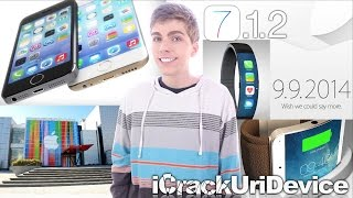 iPhone 6 Release Date Confirmed? 7.1.2 Jailbreak iOS 8, iWatch Assembled iPhone 6 Leaked 6S & More