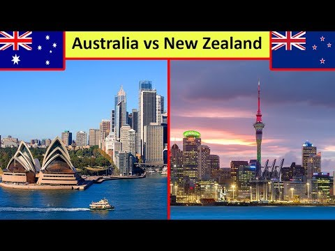 Australia Vs New Zealand || Which Country Is Better?