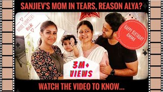 Sanjiev's Mom in tears... Reason Alya ???