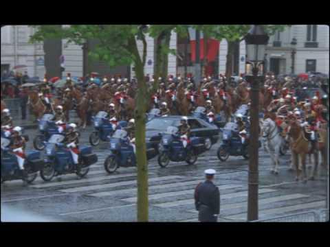 Paris en visite express