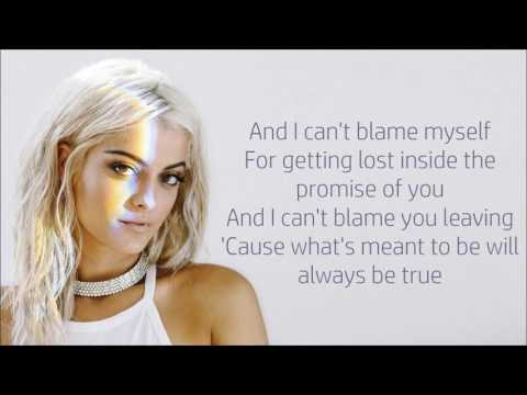 Bebe Rexha ~ Atmosphere ~ Lyrics