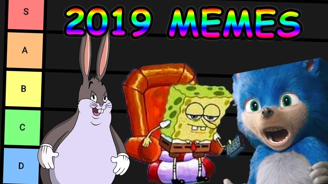 23+ 2019 Memes Tier List - Factory Memes