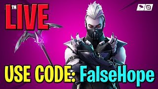 Daily Item Shop Live | Fortnite NEW PATCH NOTES ARE AMAZING !
