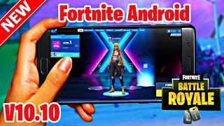 Fortnite Android V10.10 Mod APK Working In Incompatible Devices GPU/VPN Fixed (Link in Description)