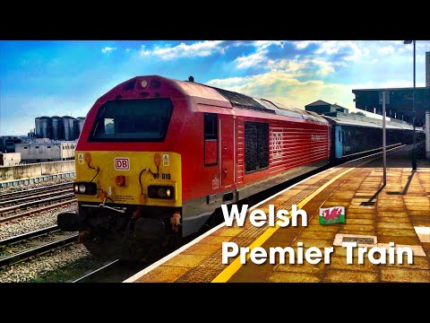 """Why You Should Take Wales' Amazing Train: Gerallt Gymro, """"Gerald Of Wales"""""""