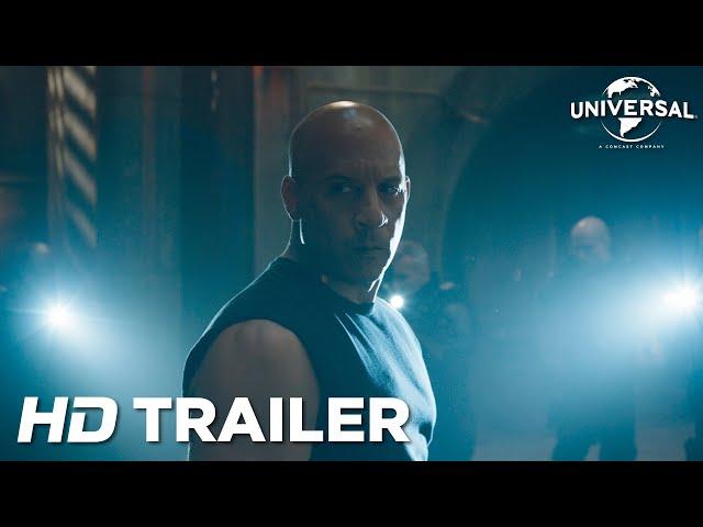 Velozes & Furiosos 9 – Trailer Oficial (Universal Pictures) HD