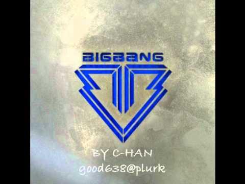 BIGBANG-blue GD part (sing by TOP)