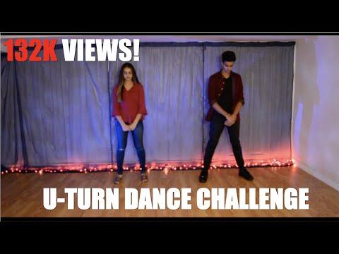 U Turn - The Karma Theme Song Dance Challenge I Samantha I Anirudh