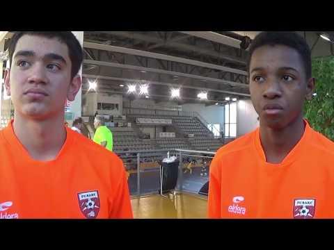 RESUME FINALE REGIONAL FUTSAL U18 + INTERVIEW