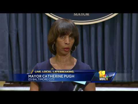 Video: Baltimore responds to Sessions letter