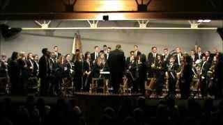 La Union Musical de Agost interpretando el preludio del Tambor de granaderos de Ruperto Chapi