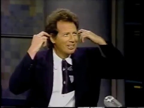 Download Garry Shandling on Letterman, June 24, 1993