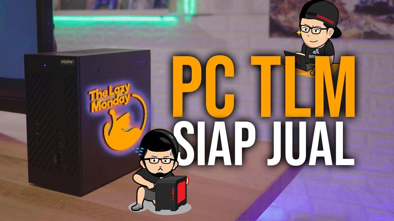 Pc Gaming E-Sport, Home Theatre Mulai 4 Jutaan | ASRock A300 Desk Mini | Lazy Tech