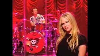 Avril Lavigne - Girlfriend @ AOL Sessions 2007