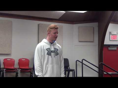 Bryce Skinner Audition Video My Lovely Celia