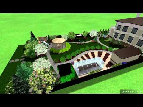 Дизайн двора дачного участка Необычные идеи для дачи своими руками