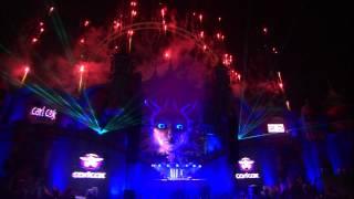 carl cox at tomorrowland 2012