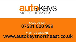 Auto Locksmith Middlesbrough | Auto Keys North East