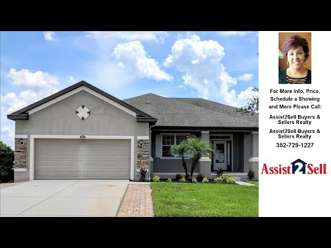 1872 Sanderling Dr, Clermont, FL Presented by Assist2Sell Buyers & Sellers Realty.