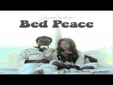 Jhene Aiko Ft  Childish Gambino - Bed Peace CDQ DOWNLOAD