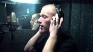 Романсон & Arty Day - Видео со студии (ЗАПИСЬ ВОКАЛА на СТУДИИ) 2013