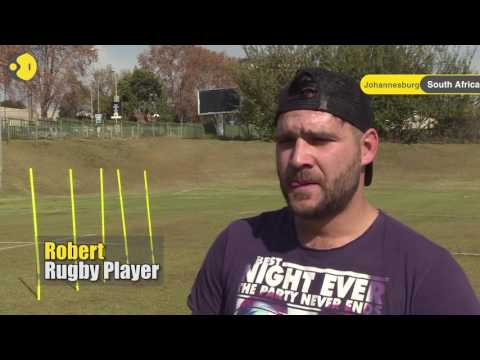 South Africa's first gay rugby club breaks prejudices