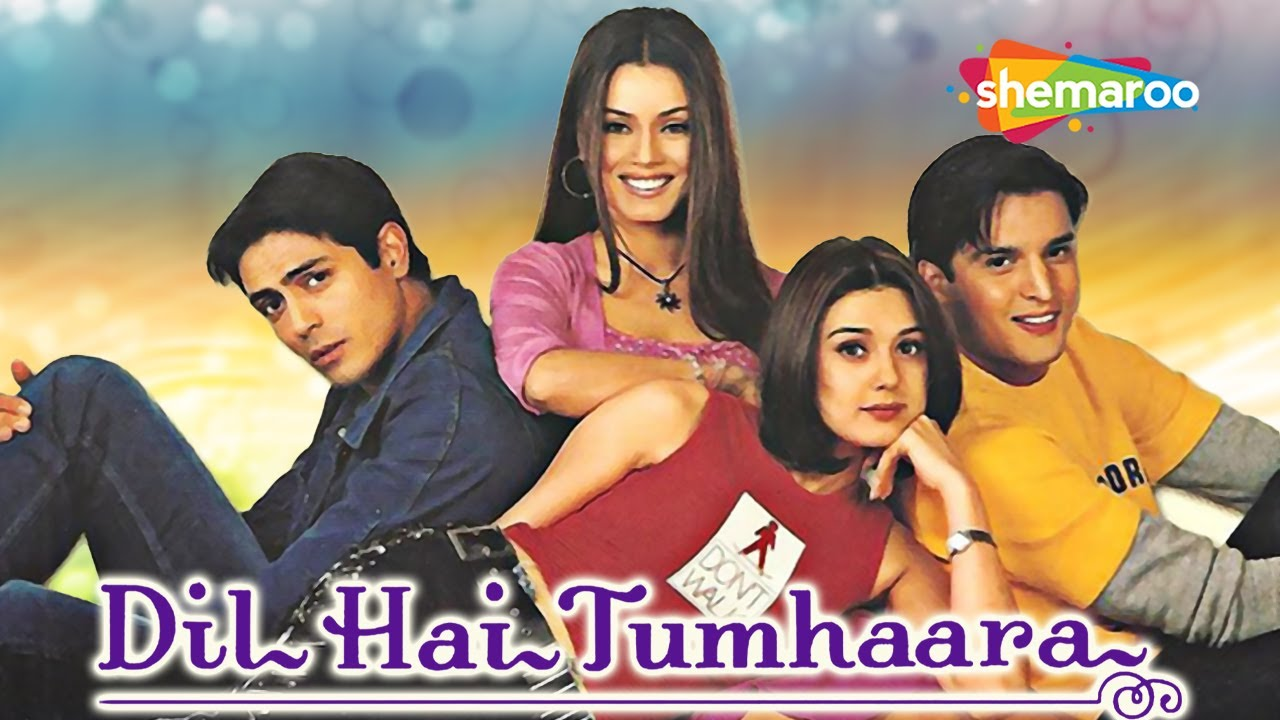 Download Dil Hai Tumhara (HD) | Preity Zinta | Arjun Rampal | Mahima Chaudhary | Jimmy Shergil | Latest Movie