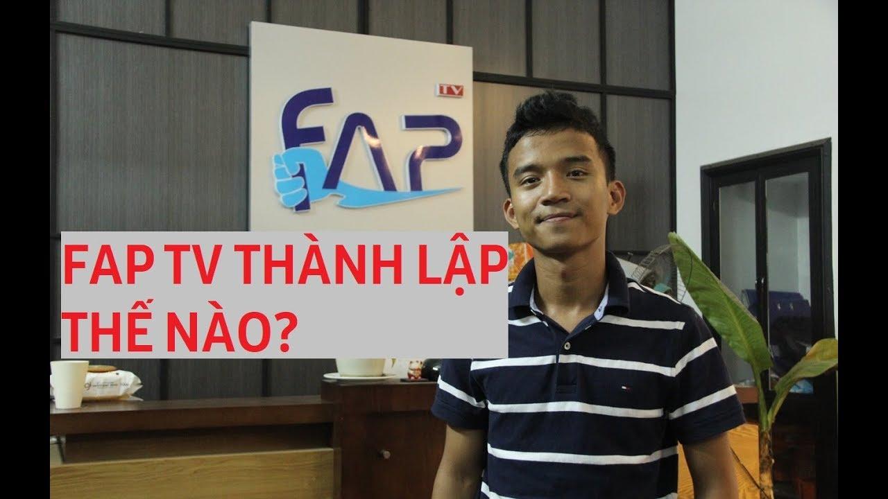 """Chuyện chưa kể về """"cha đẻ"""" của kênh YouTube hài số 1 Việt Nam Fap TV"""