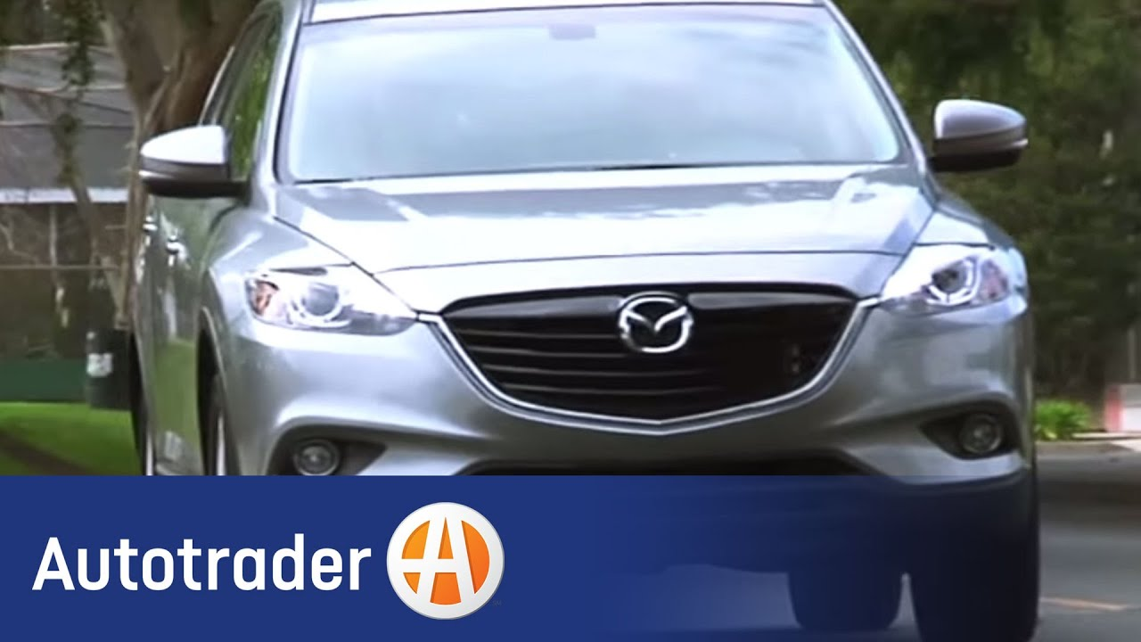 2013 Mazda CX 9   SUV | New Car Review | AutoTrader