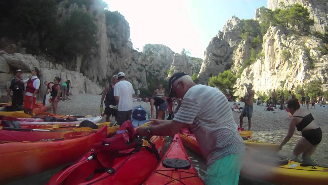 Location Canoe Cassis Kayaking In Cassis France