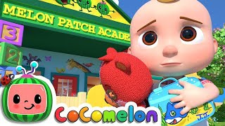 First Day of School | CoCoMelon Nursery Rhymes & Kids Songs 2019