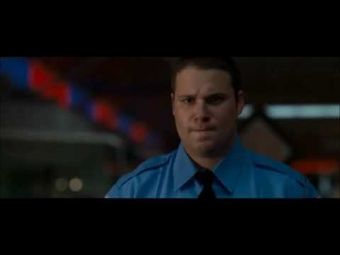 Observe And Report - Mall Fight Scene