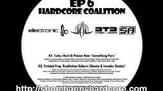 Twisted Freq Exaltation Reborn Shanty Invader Remix HCEP006