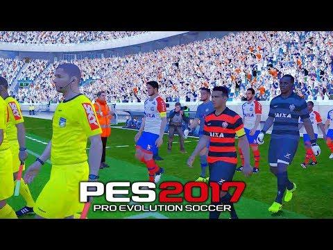 PES 2017 - Bahia x Vitória - Arena Fonte Nova em Salvador