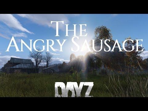 Dayz BETA. The Angry Sausage