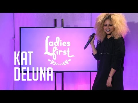 Kat Deluna Talks Being Underrated, Truth Behind J.Lo Beef & Performs on Ladies First!