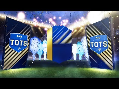 BPL TEAM OF THE SEASON 🔴🔵 67,000 FIFA POINT PACK OPENING 🤑 - FIFA 18 TOTS PACK OPENING